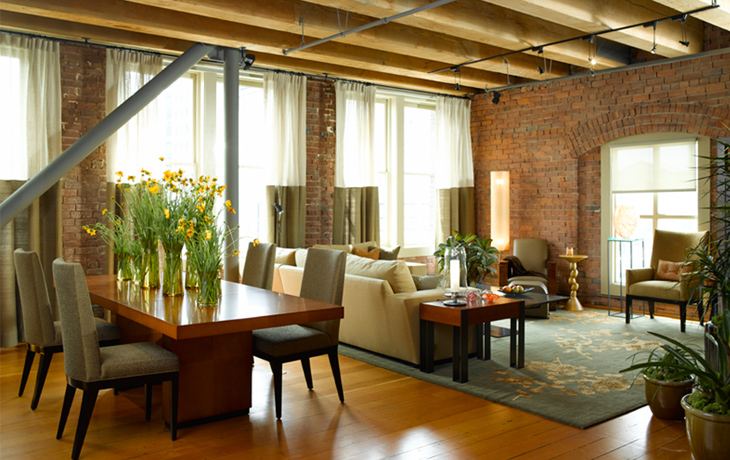 Loft Apartments Downtown Chicago
